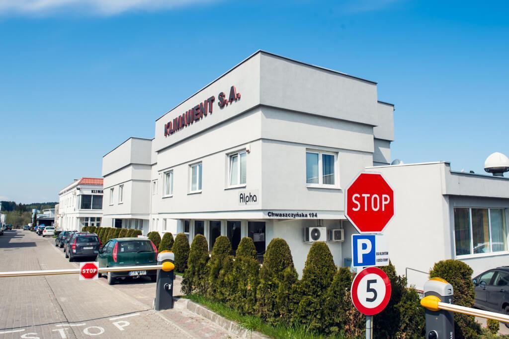 Siedziba Klimawent S.A. w Gdyni
