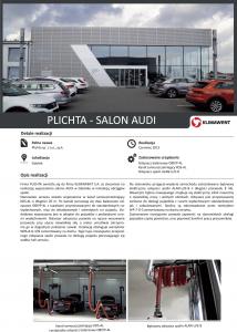 Plichta Audi